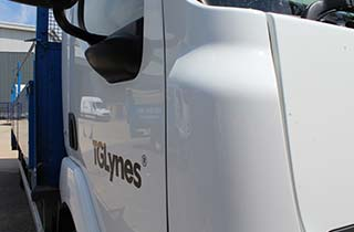 TGLynes Lorry