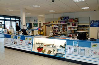 TGLynes Trade Counter